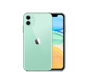 "Mobilusis telefonas Apple iPhone 11 Green 6.1"" 128 GB"