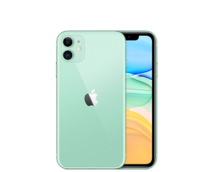 "Mobilusis telefonas Apple iPhone 11 Green 6.1"" 64 GB"