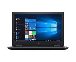 "Nešiojamas kompiuteris Dell Precision 7740 17.3"" FHD IPS i7-9750H 8GB 256GB SSD AMD Radeon Pro WX 3200 4GB Windows 10 Pro"