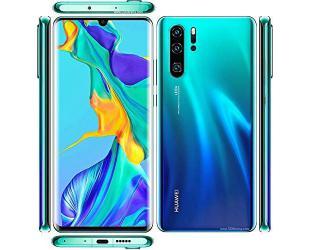 "Mobilusis telefonas Huawei P30 Aurora Blue 6.1"" 128 GB"