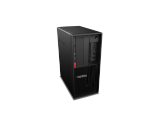 Kompiuteris Lenovo ThinkStation P330 Workstation i7-9700K 16GB 512GB SSD Intel UHD DVD±RW Windows 10 Pro, su klaviatūra EN