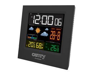 Drėgmės matuoklis Camry CR 1166 Black