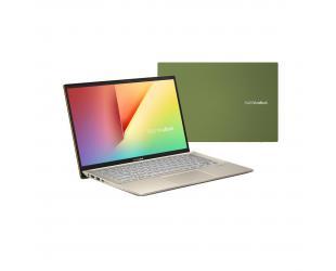 "Nešiojamas kompiuteris Asus VivoBook S431FA-EB032T Moss Green 14"" FHD i5-8265U 8GB 256GB SSD Intel UHD Windows 10"