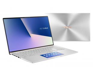 "Nešiojamas kompiuteris Asus ZenBook UX534FTC-A8224R Silver 15.6"" FHD i7-10510U 16GB 1TB SSD NVIDIA GeForce GTX1650 MAX Q 4GB Windows 10 Pro"