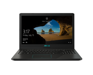 "Nešiojamas kompiuteris Asus D570DD-E4017T 15.6"" IPS Ryzen 5 3500U 8GB 512GB SSD NVIDIA GeForce GTX 1050 2GB Windows 10"
