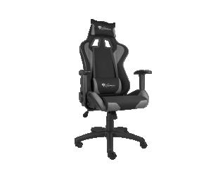 Žaidimų kėdė Genesis Nitro 440, NFG-1533, Black/Gray