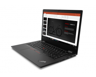 "Nešiojamas kompiuteris Lenovo ThinkPad L13 Black 13.3"" IPS i5-10210U 8GB 256GB SSD Intel UHD Windows 10 Pro"