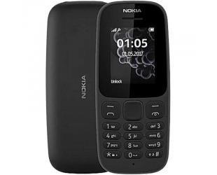 Mobilusis telefonas Nokia 105 (2019) TA-1174 Black