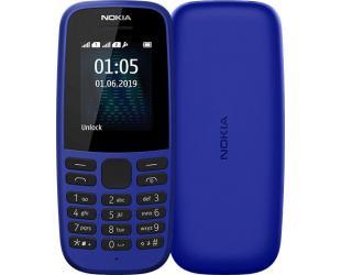 Mobilusis telefonas Nokia 105 (2019) TA-1174 Blue