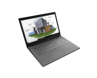 "Nešiojamas kompiuteris Lenovo Essential V340-17IWL Iron Gray 17.3"" IPS i5-8265U 8GB 256GB SSD Intel UHD DVD±RW Windows 10 Pro"