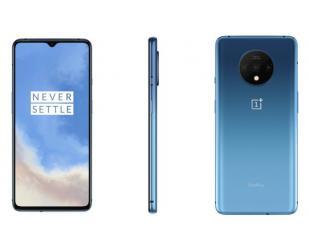 "Mobilusis telefonas OnePlus 7T Glacier Blue 6.67"" 128 GB"