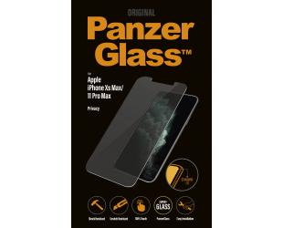 Ekrano apsauga PanzerGlass P2663 Apple, iPhone Xs Max/11 Pro Max, grūdintas stiklas, skaidrus, su privatumo filtru