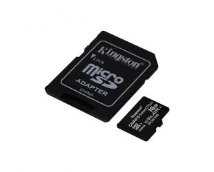 Atminties kortelė Kingston Canvas Select Plus UHS-I 16GB Micro SDHC CL10 su SD adapteriu