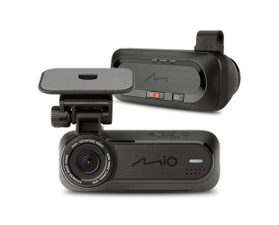Vaizdo registratorius Mio DVR MiVue J85 WIFI GPS
