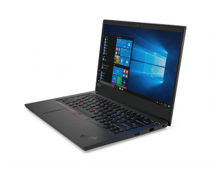 "Nešiojamas kompiuteris Lenovo ThinkPad E14 Black 14"" IPS i7-10510U 16GB 512GB SSD Radeon RX 640 2GB Windows 10 Pro"