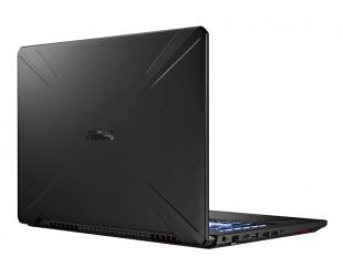 "Nešiojamas kompiuteris Asus TUF Gaming FX705DT-AU068T Stealth Black 17.3"" Matt Ryzen 5 3550H 8GB 1TB+256GB SSD NVIDIA GeForce GTX 1650 4GB Windows 10"