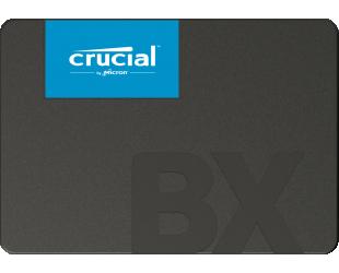 SSD diskas Crucial BX500 2000 GB, SSD interface SATA, Write speed 500 MB/s, Read speed 540 MB/s