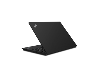 "Nešiojamas kompiuteris Lenovo ThinkPad E495 Black 14"" IPS Matt Ryzen 5 3500U 16GB 512GB SSD AMD Radeon Vega 8 Windows 10 Pro"