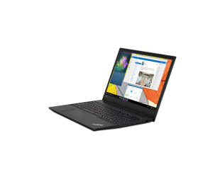 "Nešiojamas kompiuteris Lenovo ThinkPad E595 Black 15.6"" IPS Ryzen 5 3500U 16GB 512GB SSD Radeon Vega 8 Windows 10 Pro"