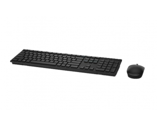 Klaviatūra+pelė Dell 580-ADFW_LT EN/LT, belaidės