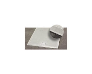 Metalinis filtras su anglimi CATA 02811003 Dual, pakuotėje 1 vnt