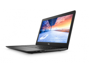 "Nešiojamas kompiuteris Dell Vostro 3590 Black 15.6"" i7-10510U 8GB 256GB SSD Radeon 610 2GB DVD±RW Linux"