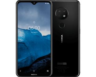 """Mobilusis telefonas Nokia 6.2 Black 6.3"""" 64GB"""