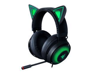 Žaidimų ausinės Razer Kraken Kitty