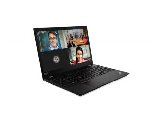 "Nešiojamas kompiuteris Lenovo ThinkPad T590 Black 15.6"" IPS i5-8265U 8GB 512GB SSD Intel UHD Windows 10 Pro"