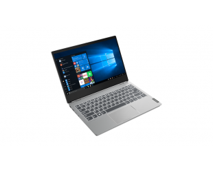 "Nešiojamas kompiuteris Lenovo ThinkBook 13s-IML Mineral Grey 13.3"" IPS i5-10210U 8GB 512GB SSD Intel UHD Windows 10 Pro"