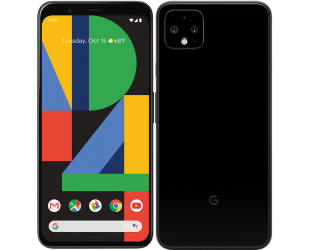 "Mobilusis telefonas google Pixel 4 XL Black 6.3"" 64 GB"