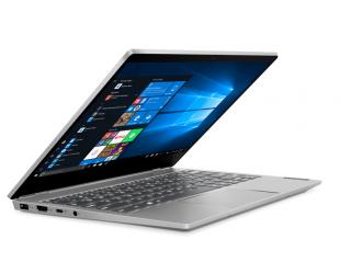 """Nešiojamas kompiuteris Lenovo ThinkBook 13s-IML Mineral Grey 13.3"""" IPS i5-10210U 8GB 256GB SSD Intel UHD DOS"""