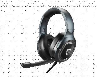 Žaidimų ausinės MSI Immerse GH50