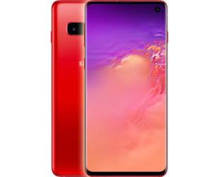 "Mobilusis telefonas Samsung Galaxy S10 Dual SIM Red 6.1"" 128 GB"