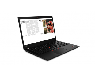 "Nešiojamas kompiuteris Lenovo ThinkPad T490 Black 14"" IPS i5-8265U 16GB 256GB SSD Intel UHD Windows 10 Pro"