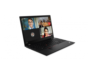 "Nešiojamas kompiuteris Lenovo ThinkPad T590 Black 15.6"" IPS i7-8565U 16GB 256GB SSD Intel UHD Windows 10 Pro"