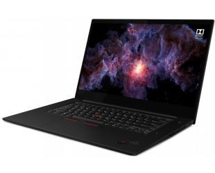 """Nešiojamas kompiuteris Lenovo ThinkPad X1 Extreme Black 15.6"""" IPS i7-9750H 32GB 1TB SSD NVIDIA GeForce GTX 1650 4GB Windows 10 Pro"""