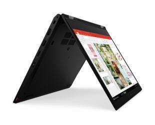 "Nešiojamas kompiuteris Lenovo ThinkPad L13 Yoga Black 13.3"" IPS TOUCH i5-10210U 8GB 256GB SSD Intel UHD Windows 10 Pro"