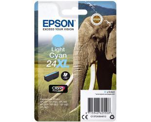 Rašalo kasetė Epson Singlepack Light Cyan 24XL Claria Photo HD, Light Cyan