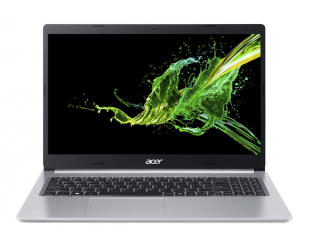 "Nešiojamas kompiuteris Acer Aspire 5 A515-55-591C Pure Silver 15.6"" Matt i5-1035G1 8GB 256GB SSD Intel UHD Windows 10"