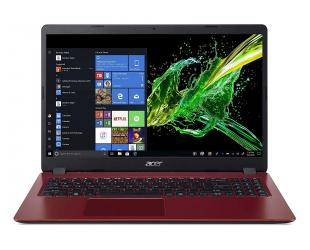 "Nešiojamas kompiuteris Acer Aspire 3 A315-42-R47G Rococo Red 15.6"" Matt Ryzen 7 3700U 8GB 512GB SSD Radeon Vega 10 Graphics Windows 10"
