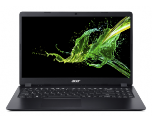 "Nešiojamas kompiuteris Acer Aspire 5 A515-43G-R8U3 Charcoal Black 15.6"" Matt Ryzen 7 3700U 8GB 512GB SSD AMD Radeon 540X 2GB Windows 10"
