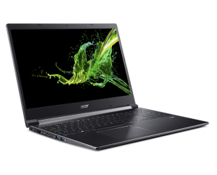 "Nešiojamas kompiuteris Acer Aspire 7 A715-74G-5559 Charcoal Black 15.6"" IPS Matt i5-9300H 8GB 256GB SSD NVIDIA GeForce GTX 1050 3GB Windows 10"