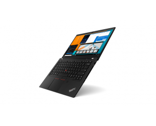 "Nešiojamas kompiuteris Lenovo ThinkPad T495 Black 14"" IPS Ryzen 5 PRO 3500U 16GB 256GB SSD Radeon Vega 8 Windows 10 Pro"