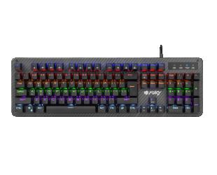 Žaidimų klaviatūra Fury NFU-1394 EN