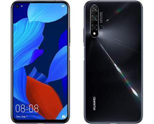 """Mobilusis telefonas Huawei Nova 5T Black 6.26"""" 128GB Dual SIM"""