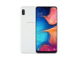 "Mobilusis telefonas Samsung Galaxy A20e White 5.8"" 32GB"