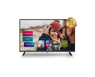 "Televizorius Allview 43ATS5500-U 43"" (109cm) 4K UHD LED Smart TV"