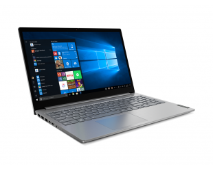"Nešiojamas kompiuteris Lenovo ThinkBook 15 IIL Mineral Grey 15.6"" IPS i5-1035G4 8GB 256GB SSD Intel Iris Plus Windows 10 Pro"