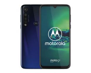 """Mobilusis telefonas Motorola Moto G8 Plus XT2019-1 Cosmic Blue 6.3"""" 64GB Dual SIM"""